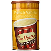 Tim Hortons French Vanilla Mix, 454g Can