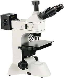 Sophia Microscopio trinocular, detección de Espesor de