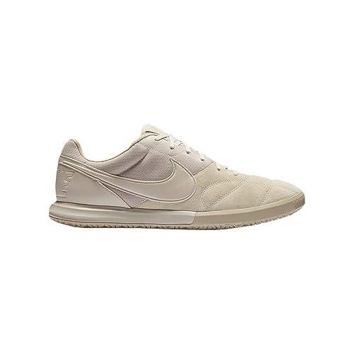 Nike The Premier II, Zapatillas de fútbol Sala Unisex Adulto, Desert Sand/White 010, 45.5 EU: Amazon.es: Zapatos y complementos