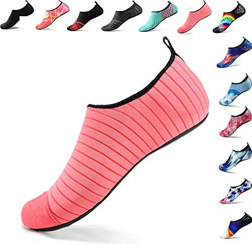 [해외]아쿠아 슈즈 워터 슈즈 비치 신발 마린 슈즈 수영 요가 온천 축소 가능한 수 륙 양용 맨 즈 레이디스 미끄럼 속 건 물놀이 대형 / Aqua Shoes water shoes beach shoes Marine shoes swimming Yoga for casual folding amphibious mens ladies anti-...