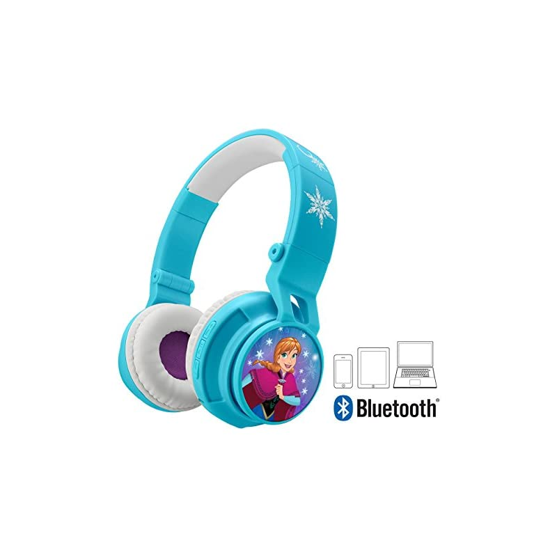 Frozen Bluetooth Headphones Disney Movie