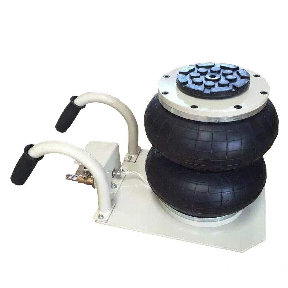 RANZIX Elevador neum/ático de 2 Sacos de Gato para balones 2,5T Altura 300 mm Gato hidr/áulico para la reparaci/ón de un veh/ículo.