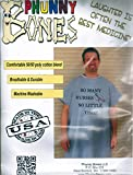 Phunny Bones Patient Medical Hospital Cotton Gown Funny So many Nurses So Little Time, Adult One Size