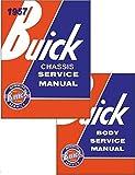 1957 Buick Body Service Manual Reprint