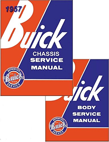 1957 Buick Body Service Manual Reprint (57 Buick Special)