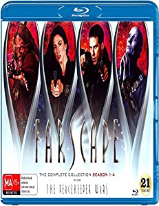Farscape: Complete Series [Blu-ray] by Imports