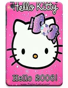 Cat cute cartoon cell phone cases for Apple Accessories iPadmini iPad Mini wangjiang maoyi by lolosakes