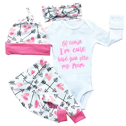 Gllive  Baby Girls Clothes Long Sleev