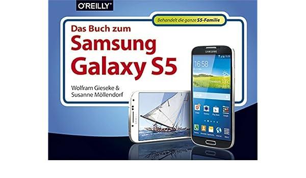 Das Buch zum Samsung Galaxy S5 (German Edition) eBook: Möllendorf ...