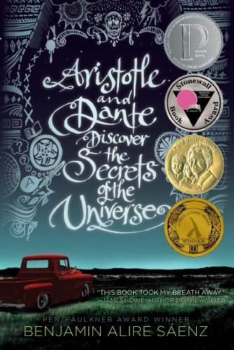 """Aristotle and Dante Discover the Secrets of the Universe"" av Benjamin Alire Saenz"