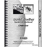 New David Bradley Chainsaw Operators & Parts Manual