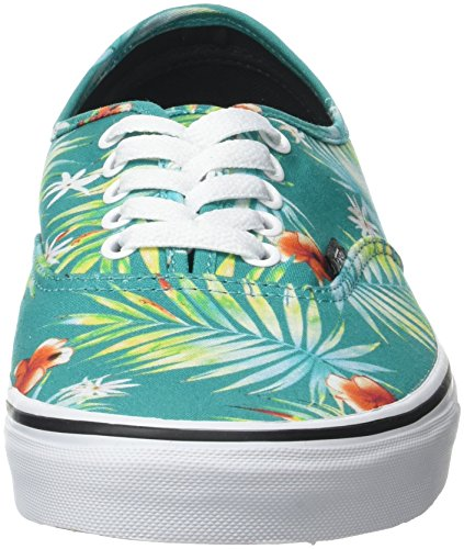 UA para White Hombre Vans Turquesa Baltic Decay Authentic True Zapatillas Palms dtwvfPq