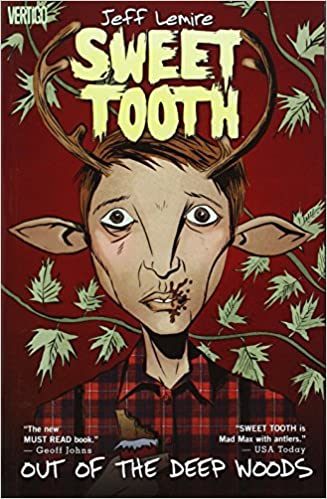 Image result for sweet tooth vol. 1