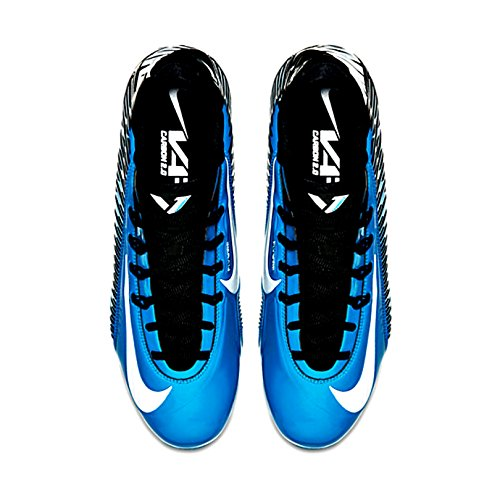 Zapatillas De Fútbol Nike Vapor Carbon Elite Td Para Hombre Royal Blue / Black