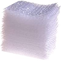 100 Pcs Clear Bubble Pouches Bags Protective Bubble Pouch Double Walled Cushioning Bags Thickening Shockproof Foam Bags for Shipping,Storage and Moving,46 Inches by WWahuayuan