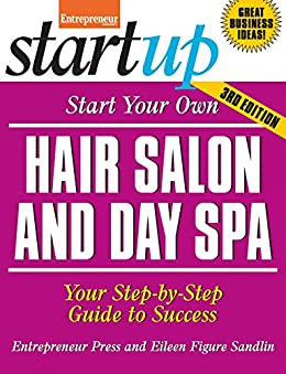 Start Your Salon Step Step ebook product image