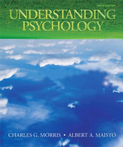 Understanding Psychology (9th Edition)