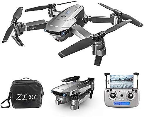 Mobiliarbus RC Drone SG907 5G WiFi 4K con cámara Dual GPS ...