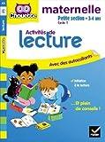 Collection Chouette - Francais: Activites De Lecture Ps (3/4 Ans)