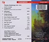 Armstrong: A Passer-by / Friends Departed / Sinfonietta / Fantasy Quintet / Six English Part Songs