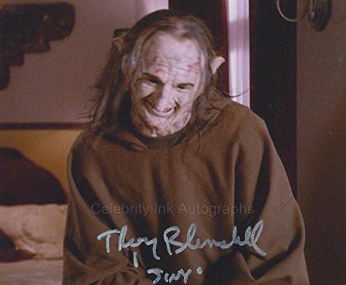 TROY BLENDELL as Jinx - Buffy The Vampire Slayer GENUINE AUTOGRAPH