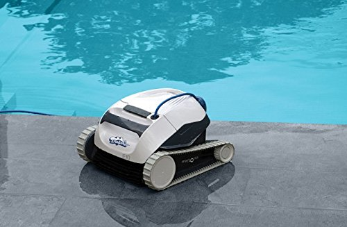 Maytronics 2016 Dolphin E10 Robotic Swimming Pool Cleaner- NEW for 2016 - Inground and Above-ground 99996133-US by Maytronics