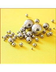 Stainless Steel Lab Ball Mill Grinding Media Grinding Balls 3mm 1000g