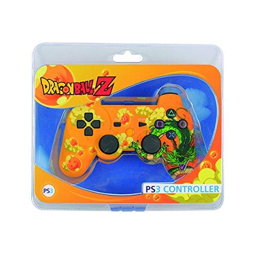 Dragon Ball Z – PS3 Controller Bluetooth (Blade DBPS3DUAL)