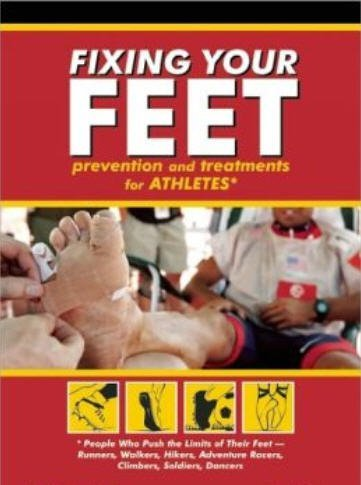 Fixing Your Feet Injury Prevention and Treatments for Athletes By John Vonhof (Fixing Your Feet Injury Prevention and Treatments for Athletes) (Global Price Fixing)