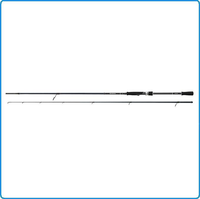 Shimano Technium AX Predator 82 H Spinning Fishing Rod: Amazon ...