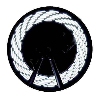 WensLTD Hotsale! White 15 Patterns Waterproof Led Flash Tyre Wheel Valve Cap Light For Car Bike Bicycle Motorbicycle Wheel Light