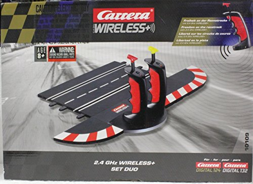 Carrera Wireless+ Set Duo 2.4 Ghz Technology Kit for 124/Digital 132 from Carrera