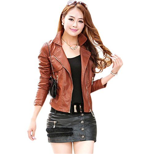 Najia-Symbol-Womens-Black-Brown-Vintage-Faux-Leather-Motorcycle-Jacket-Showomen-041