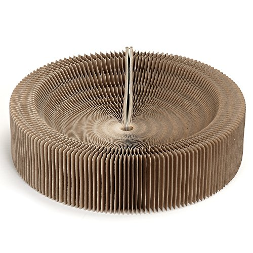 - Savvy Tabby The Whirler Cat Scratcher