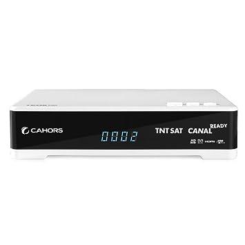 CAHORS - Receptor de TV por satélite Teox (Mpeg4 HD)