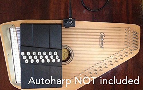 AUTOHARP PICKUP By Myers Pickups ~ See it in ACTION! Copy and Paste: myerspickups.com by Myers Pickups