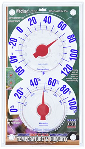 Electro-Optix WSII Optix WeatherStation II Thermometer