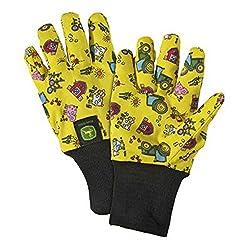 Kid's Everyday Chore Yellow Gloves