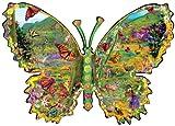 Monarch Meadow 1000 pc Jigsaw Puzzle