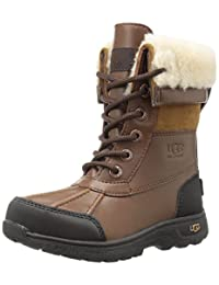 UGG K Butte II Lace-Up Boot