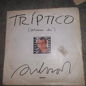 Silvio Rodriguez - Triptico Volumen 2 - Silvio Rodriguez // Vinyl EGREM - Amazon.com Music