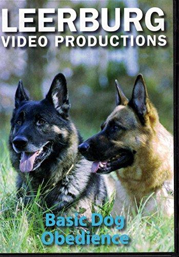 Basic Dog Obedience DVD