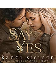 Say Yes: A New Adult Romance