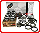 Engine Rebuild Overhaul Kit FITS: 2000-2005 Chevrolet Buick Olds Pontiac 3.8L 3800 V6 FWD NON-S/C (ALUM OIL PAN)