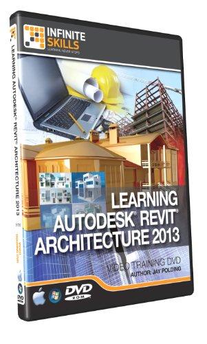 Revit Architecture 2013 Training DVD - Tutorial by Infiniteskills