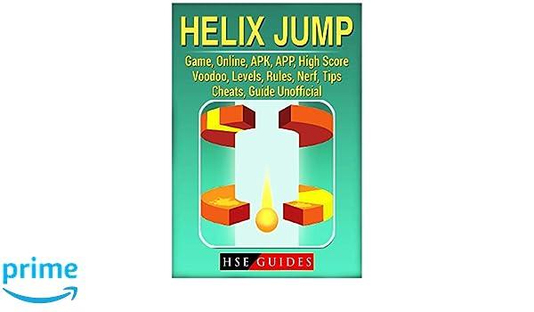 Helix Jump Game, Online, APK, APP, High Score, Voodoo