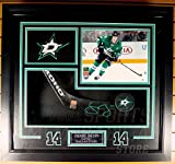Jamie Benn Dallas Stars Signed Autographed Hockey Stick Blade Framed Display