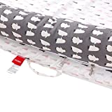 DOLDOA Baby Lounger for Newborn Protable Baby