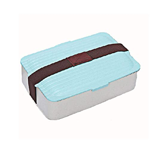 UYIKEA Bento Box - Fiambrera con cuchara y tenedor para ...