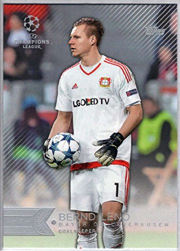 fan products of Soccer Pro 2015 Topps UEFA Champions League #112 Bernd Leno NM-MT